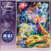 D108-782 [ジグソーパズル 光るパズル ディズニー 塔の上のラプンツェル 輝く魔法の髪 108ピース]