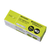 UX-NR9GW [普通紙FAX用インクリボン ギア付きタイプ 36m 2本入り(UX-NR8GW互換)]