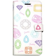 HM6642iP6S [Jewellery Diary iPhone 6/6s WH]