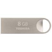 UMA-2A008GS [TransMemory USBフラッシュメモリ USB2.0 8GB シルバー]