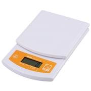 COK-S201-D [コンパクトクッキングスケール 2kg計 オレンジ]