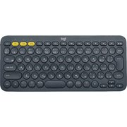 K380BK [マルチデバイス Bluetoothキーボード Windows/Mac/Chrome OS/Android/iOS/Apple TV用 ブラック]