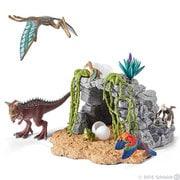 42261 恐竜と洞窟セット [DINOSAURS]