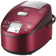RZ-WV100M R [圧力スチームIH炊飯器 5.5合炊き(1.0L) 打込鉄釜 レッド]