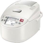 RZ-WV100M W [圧力スチームIH炊飯器 5.5合炊き(1.0L) 打込鉄釜 パールホワイト]
