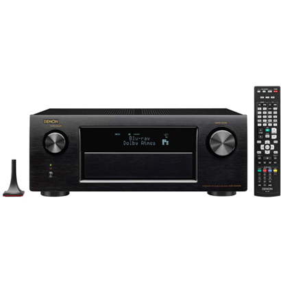 AVRX4200WK [7.2ch AVサラウンドレシーバー ワイドFM対応]
