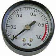 圧力計(埋め込み型) 50mm R1/4