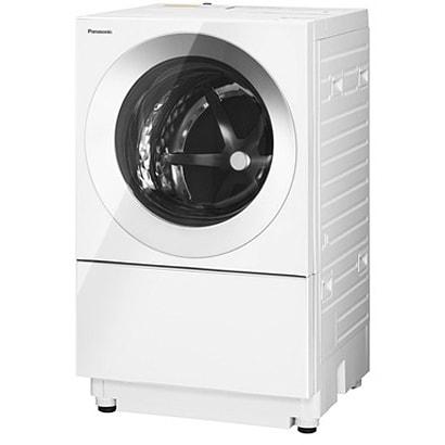 NA-VG700L-S [ななめ型ドラム式洗濯機(7.0kg/3kg乾燥付き) 左開き 温水泡洗浄 キューブル シルバー]