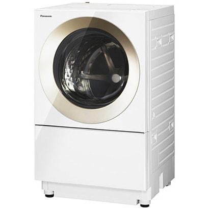 NA-VS1000L-N [ななめ型ドラム式洗濯機(10.0kg) 左開き 温水泡洗浄 キューブル ノーブルシャンパン]