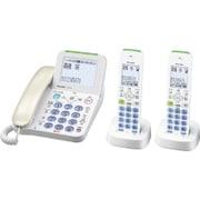 JD-AT81CW [デジタルコードレス電話機 子機2台タイプ ホワイト系]