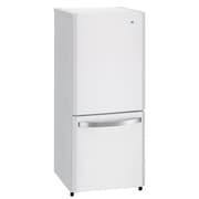 JR-NF140K W [冷凍冷蔵庫 (138L 右開き) 2ドア ホワイト]