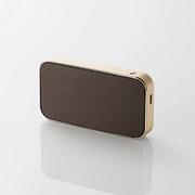 LBT-SPTR01AVBR [Bluetoothスピーカー トラベル 小 ブラウン]