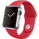 Apple Watch 38mmステンレススチールケースと(PRODUCT)REDスポーツバンド
