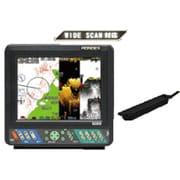 PS-8 WSセット [8.4型カラーLCD GPS内蔵プロッター 魚群探知機 ワイドスキャンセット]