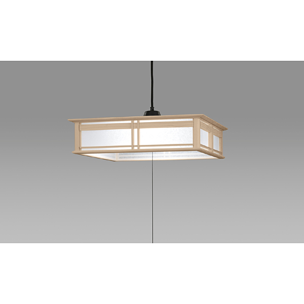 LEP-CA801EJ [LEDペンダント 和風タイプ (~8畳用) 段調光]