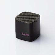 LBT-SPCB01AVBK [スマートフォン用 コンパクトワイヤレス Bluetooth スピーカー ブラック]
