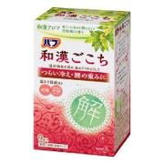 バブ 和漢ごこち 月桂樹の香り 9錠入 [炭酸入浴剤]
