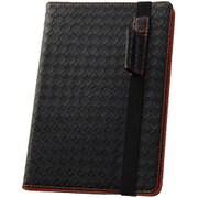 RT-PM3LC3/B [iPad mini 4 ブックメッシュレザーケース(合皮) ブラック]