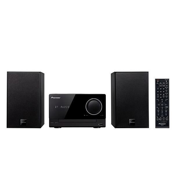 X-CM35-K [CDミニコンポーネントシステム iPod/iPhone/iPad対応 Bluetooth機能搭載 ブラック ワイドFM対応]