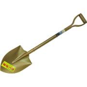 スチールパイプ柄ショベル 剣型