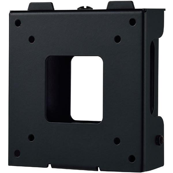 LH-131 [小型用~26V型対応 VESA規格(75×75、100×100)対応 壁掛金具 角度微調節可]
