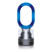 MF01IB [超音波式加湿器 Hygienic Mist エアマルチプライアー アイアン/サテンブルー]