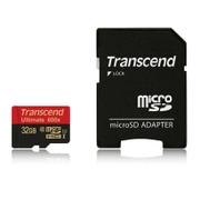 TS32GUSDHC10U1 [microSDHCカード 32GB UHS-I対応 最大転送速度90MB/s Newニンテンドー3DS 動作確認済み 5年保証]
