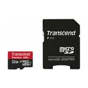 TS32GUSDU1 [microSDHCカード 32GB UHS-I対応 Class10 永久保証]