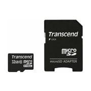 TS32GUSDHC10 [microSDHCカード 32GB Class10 無期限保証]