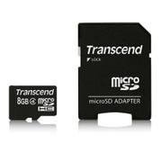 TS8GUSDHC4 [microSDHCカード 8GB Class4 5年保証]