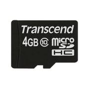 TS4GUSDC10 [microSDHCカード 4GB Class10 変換アダプタ無し 5年保証]