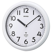 W-650 WH-Z [電波掛け時計 カプタイン ホワイト]