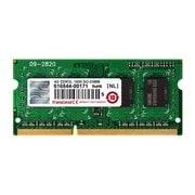 TS512MSK64W6H [ノートPC用メモリ PC3L-12800 DDR3L-1600 4GB 1.35V 低電圧-1.5V 両対応 204pin SO-DIMM 無期限保証]