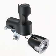 BD-L3 [F650301BL LEDワイドダイナモランプ ブラック]
