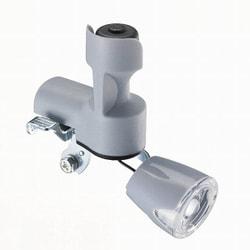 BD-L3 [F650301GR LEDワイドダイナモランプ グレー]