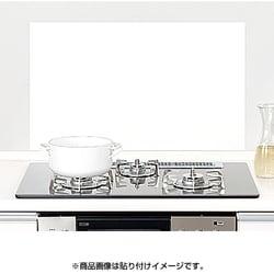 キッチン壁用汚れ防止シート 透明 3枚