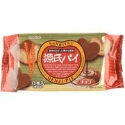三立製菓 源氏パイチョコ 13枚 [1袋]