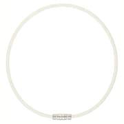 ABAAS03M [コラントッテ ネックレス クレスト Mサイズ ホワイト]