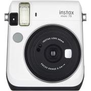 チェキカメラ INS MINI 70 WHITE [インスタントカメラ ホワイト]