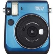 チェキカメラ INS MINI 70 BLUE [インスタントカメラ ブルー]