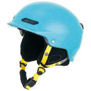 H-60 BYEL [ジュニア用ウインターヘルメット フリー (53~56cm)]