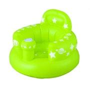 ポンプアップ グリーン [ベビー用バスソファ 対象年齢:首が座ってから~24ヶ月頃まで]