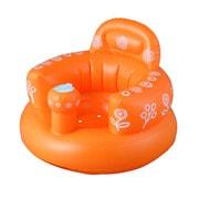 ポンプアップ オレンジ [ベビー用バスソファ 対象年齢:首が座ってから~24ヶ月頃まで]