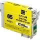 ECI-E65Y [エプソン ICY65 互換 リサイクルインクカートリッジ イエロー]