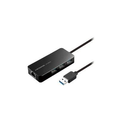 US3-HB3ETG [ギガビットLANアダプター搭載 USB3.0ハブ]