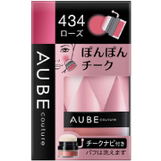ぽんぽんチーク 434 ローズ