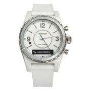 MVR02ELS10 [Martian Watch Voice comand Electra S10 Bluetooth 4.0/日本アナログ時計ムーブメント/IPX4/有機EL液晶画面]