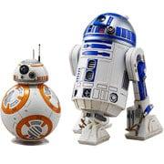 STAR WARS(スター・ウォーズ) BB-8 & R2-D2 [1/12スケール プラモデル 2020年5月再生産]