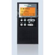 TY-TPR2(K) [携帯型ラジオ ブラック ワイドFM対応]