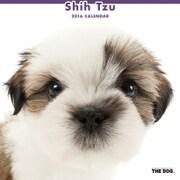 THE DOG カレンダー2016 シーズー [2016年カレンダー 壁掛けタイプ]